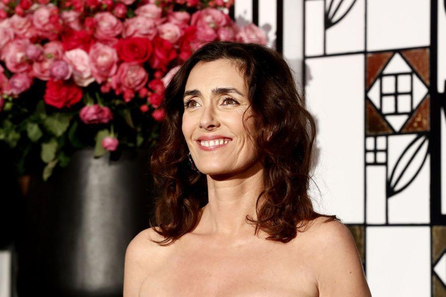 Mademoiselle Agnès au Bal de la Rose, le 18 mars 2017.