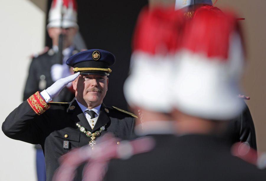 À Monaco, Les Grimaldi Célèbrent La Fête Nationale 2017 14
