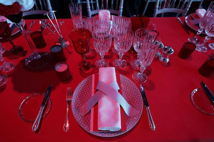 La Gala de la Croix-Rouge s'est tenu vendredi à Monaco.