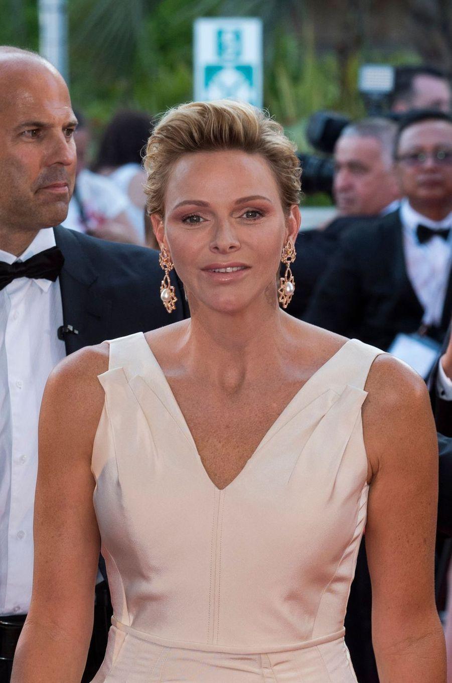 La princesse Charlène de Monaco, le 19 juin 2018
