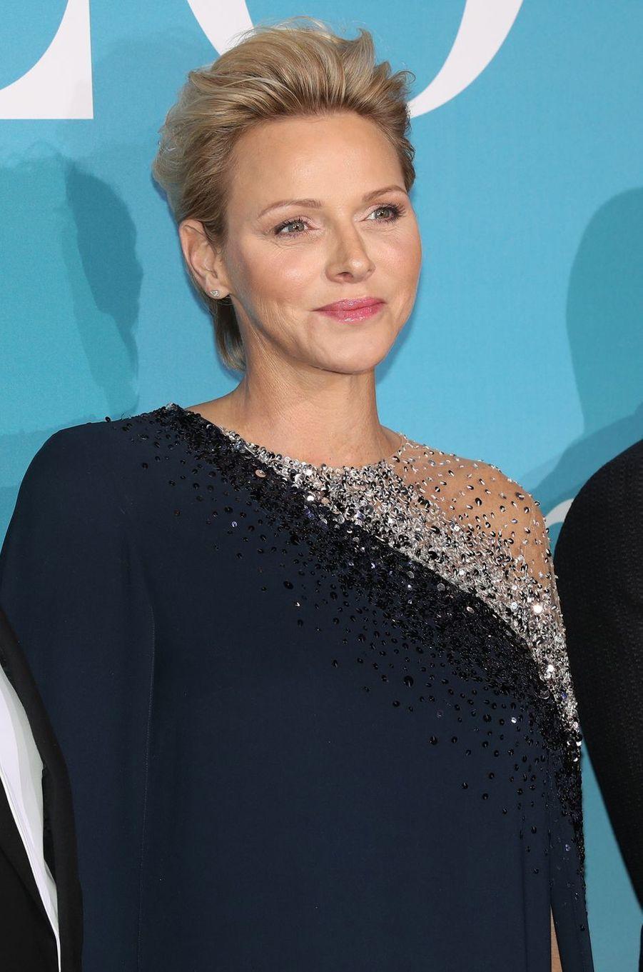 La princesse Charlène de Monaco, le 26septembre 2018