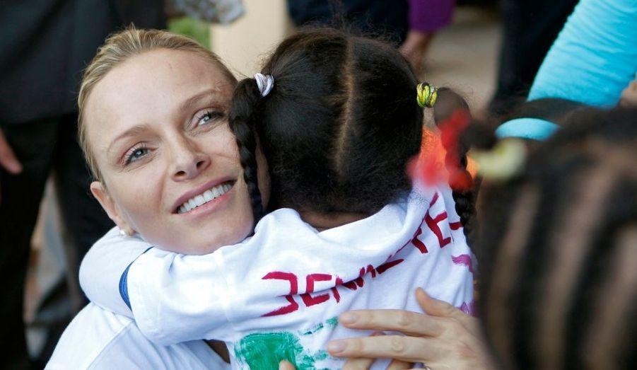 La Giving Organisation vient aux plus plus démunis en Afrique du Sud, dont les enfants orphelins, victimes des ravages du Sida dans le pays.