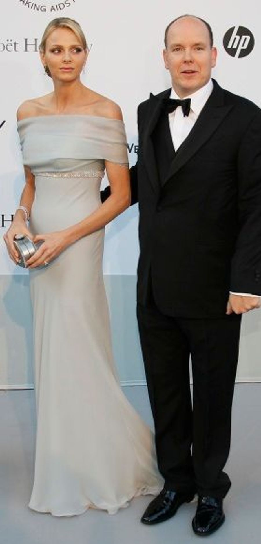 Au récent Gala de l'amfAR, en marge du 64ème Festival de Cannes, l'ancienne sportive était apparue dans une robe fourreau bleu lavande.