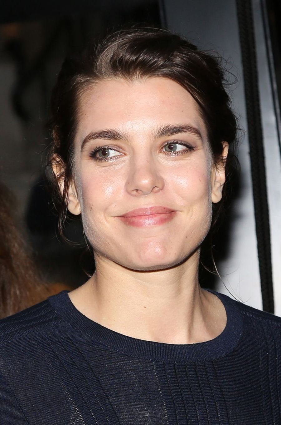 Charlotte Casiraghi à Paris, le 3 mai 2017