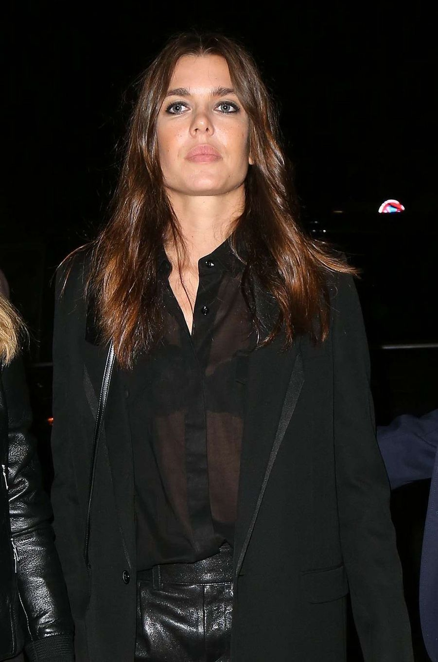 Charlotte Casiraghi à Paris, le 26 septembre 2017