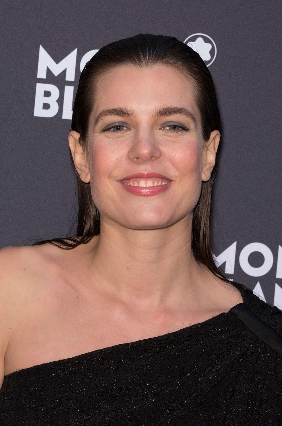 Charlotte Casiraghi à Cannes, le 16 mai 2018