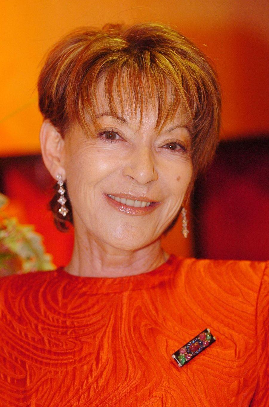 Elizabeth-Ann de Massy, le 20 mars 2004