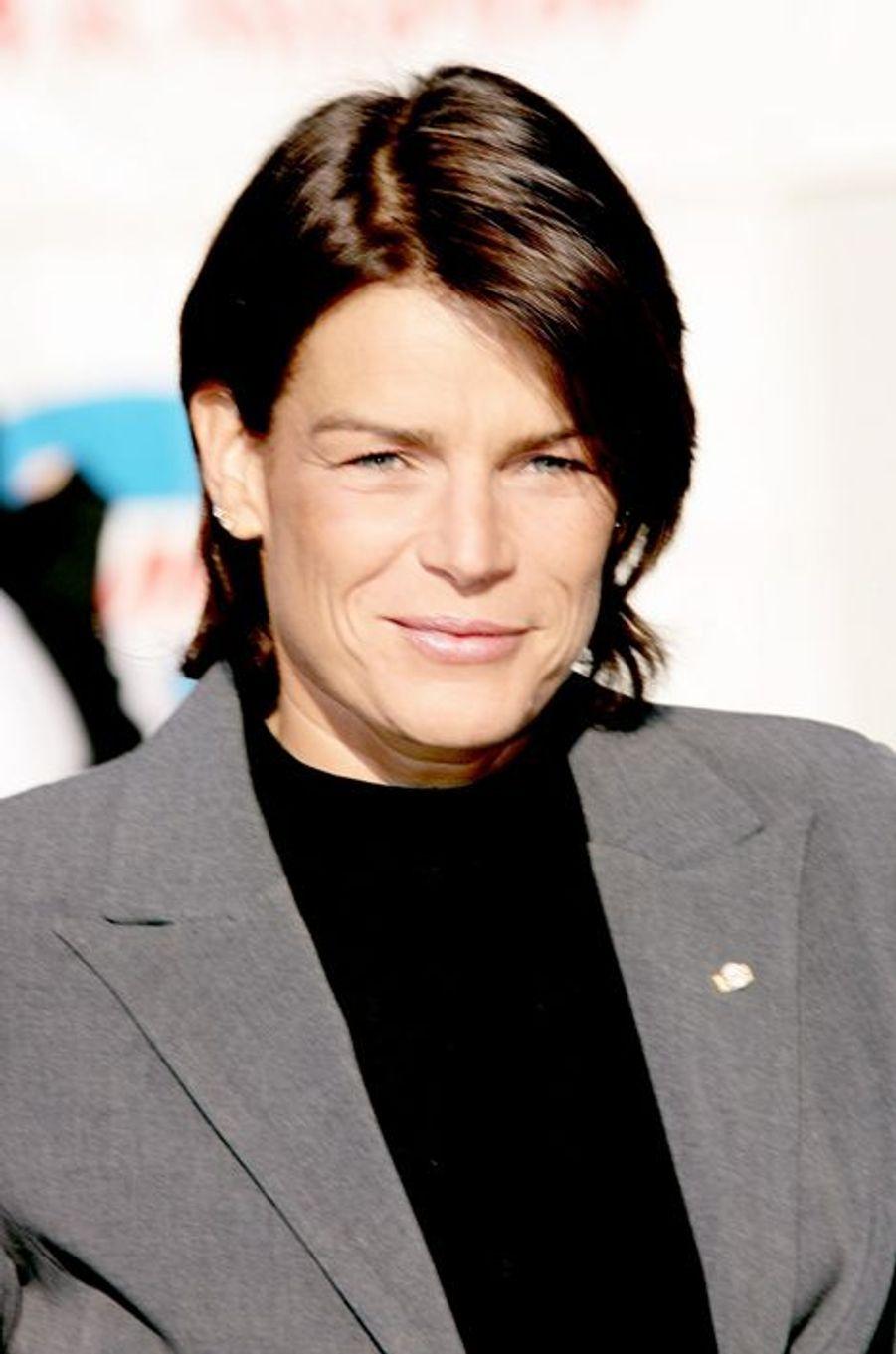 La princesse Stéphanie de Monaco le 20 novembre 2005