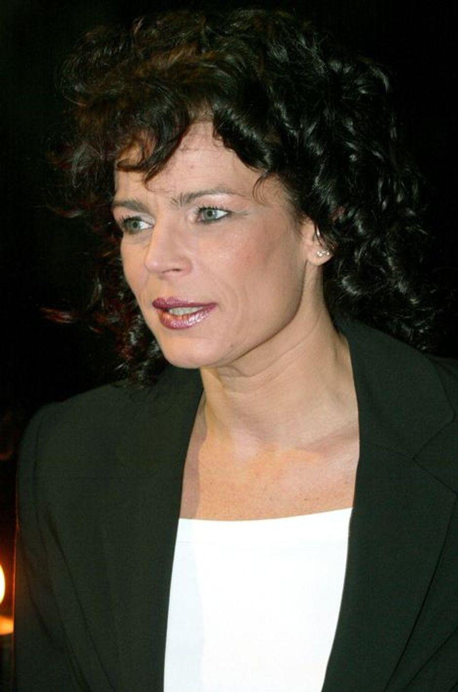 La princesse Stéphanie de Monaco le 24 octobre 2003
