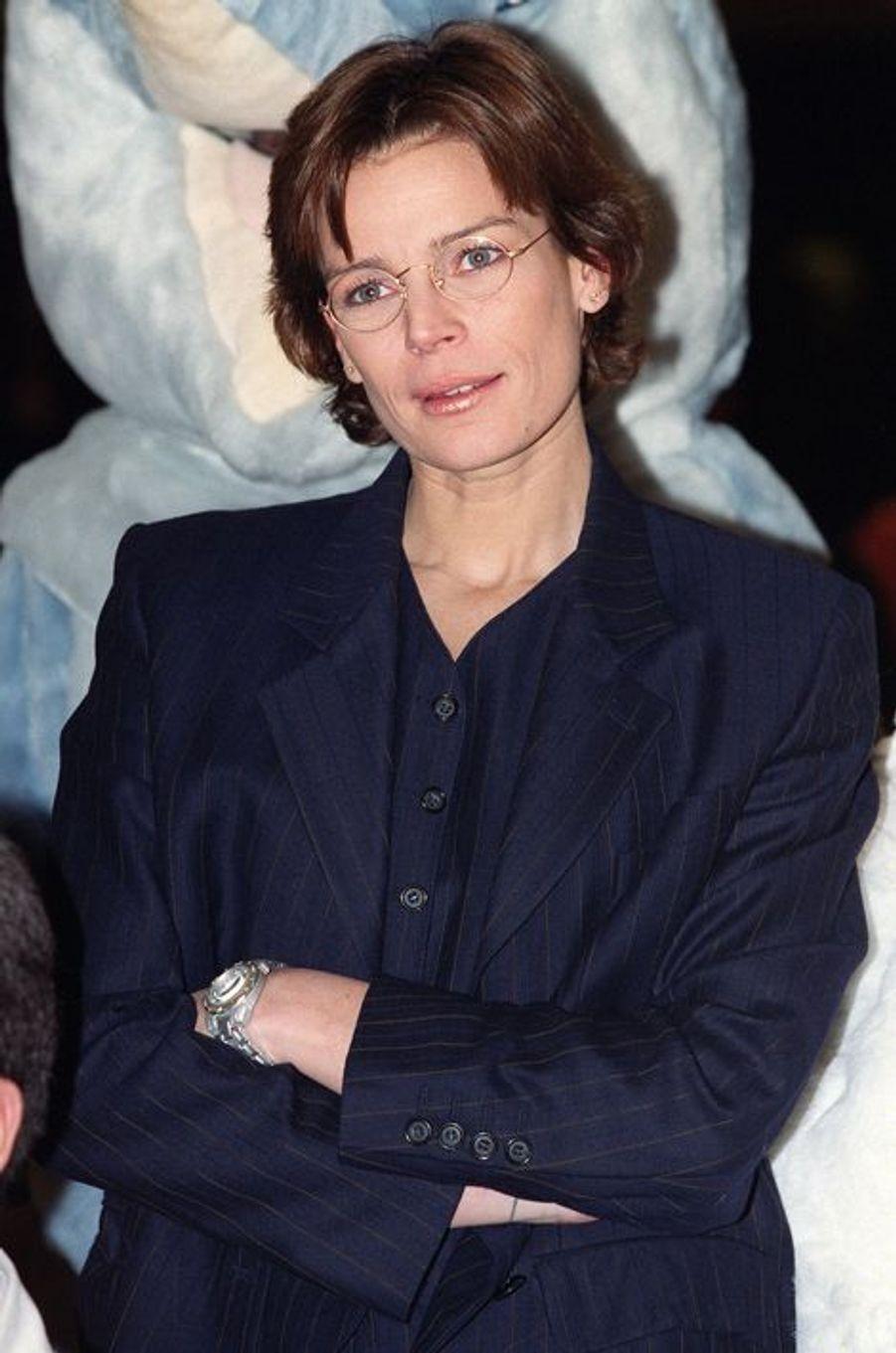 La princesse Stéphanie de Monaco le 29 mai 2002