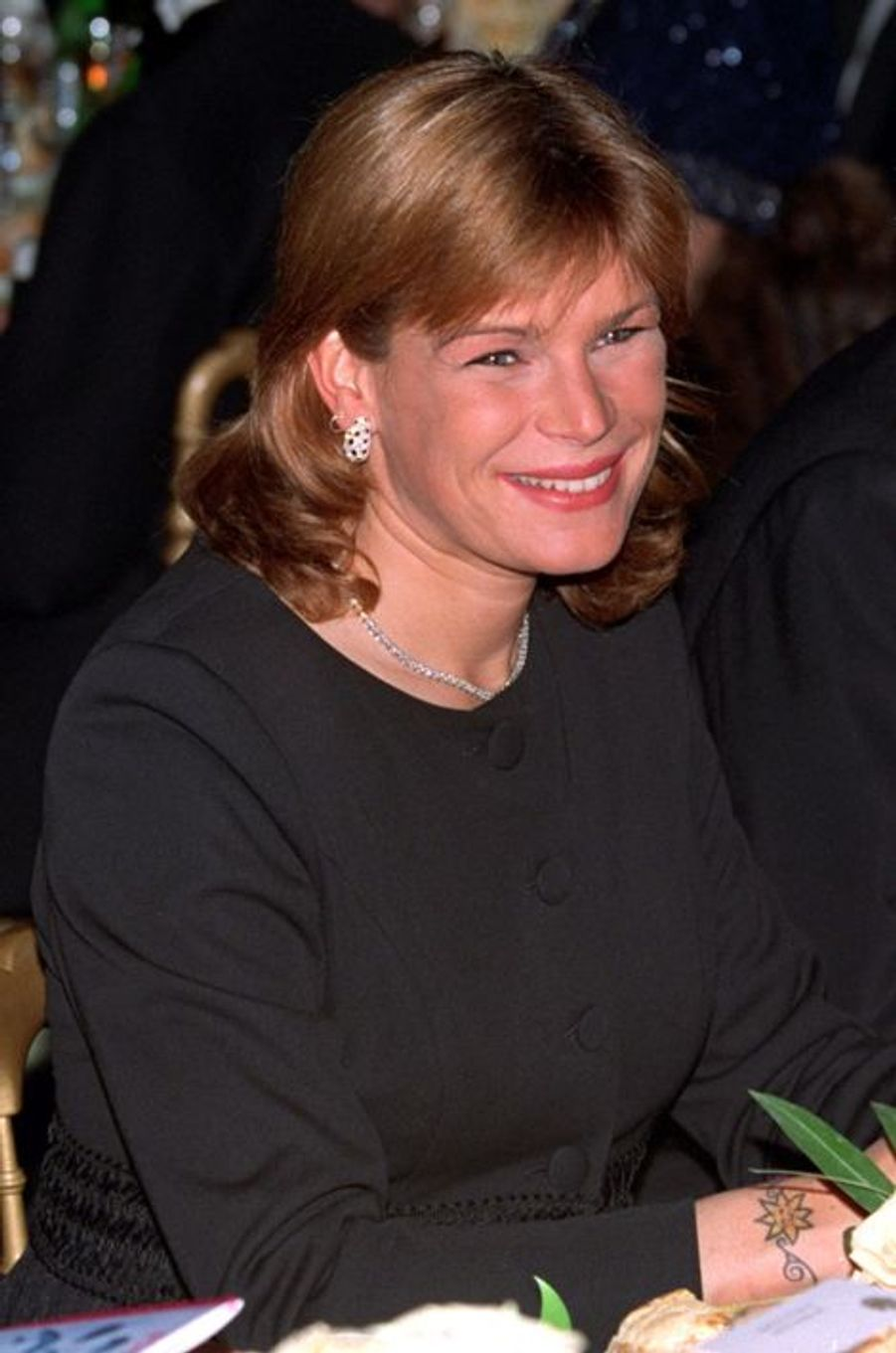 La princesse Stéphanie de Monaco le 29 mars 1998