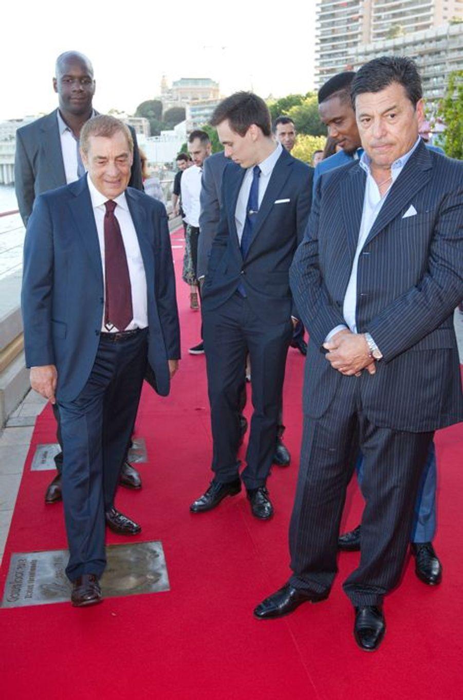 Louis Ducruet à Monaco, le 21 septembre 2015