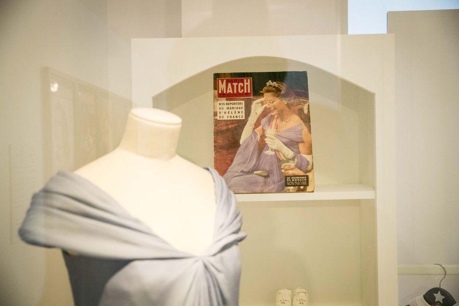 """Exposition """"Grace de Monaco princesse en Dior"""" au musée Christian Dior à Granville, le 25 avril 2019"""
