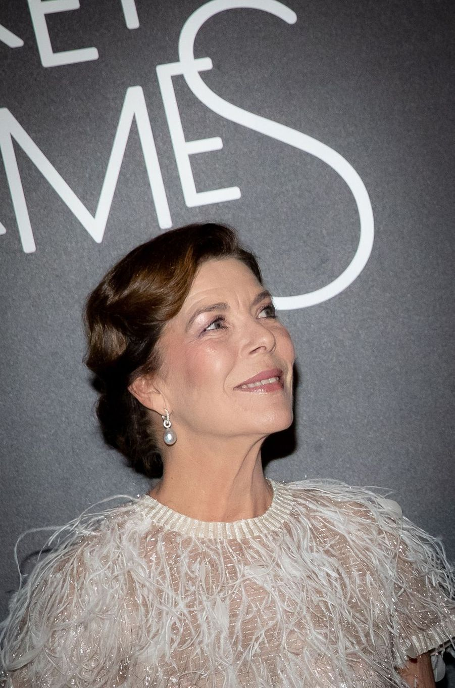 La princesse Caroline de Monaco à Monaco, le 5 octobre 2019