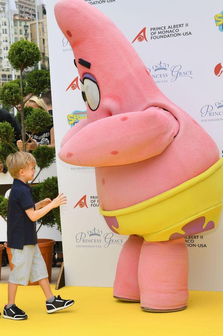 Le prince Jacques de Monaco à Monaco, le 16 juin 2019