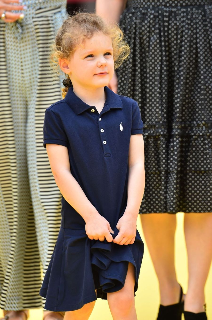 La princesse Gabriella de Monaco à Monaco, le 16 juin 2019