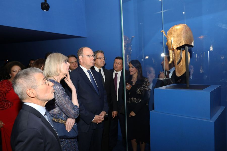 Le prince Albert II de Monaco au Grimaldi Forum à Monaco, le 6 juillet 2018