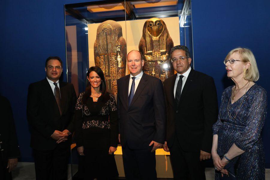 Le prince Albert II de Monaco à Monaco, le 6 juillet 2018