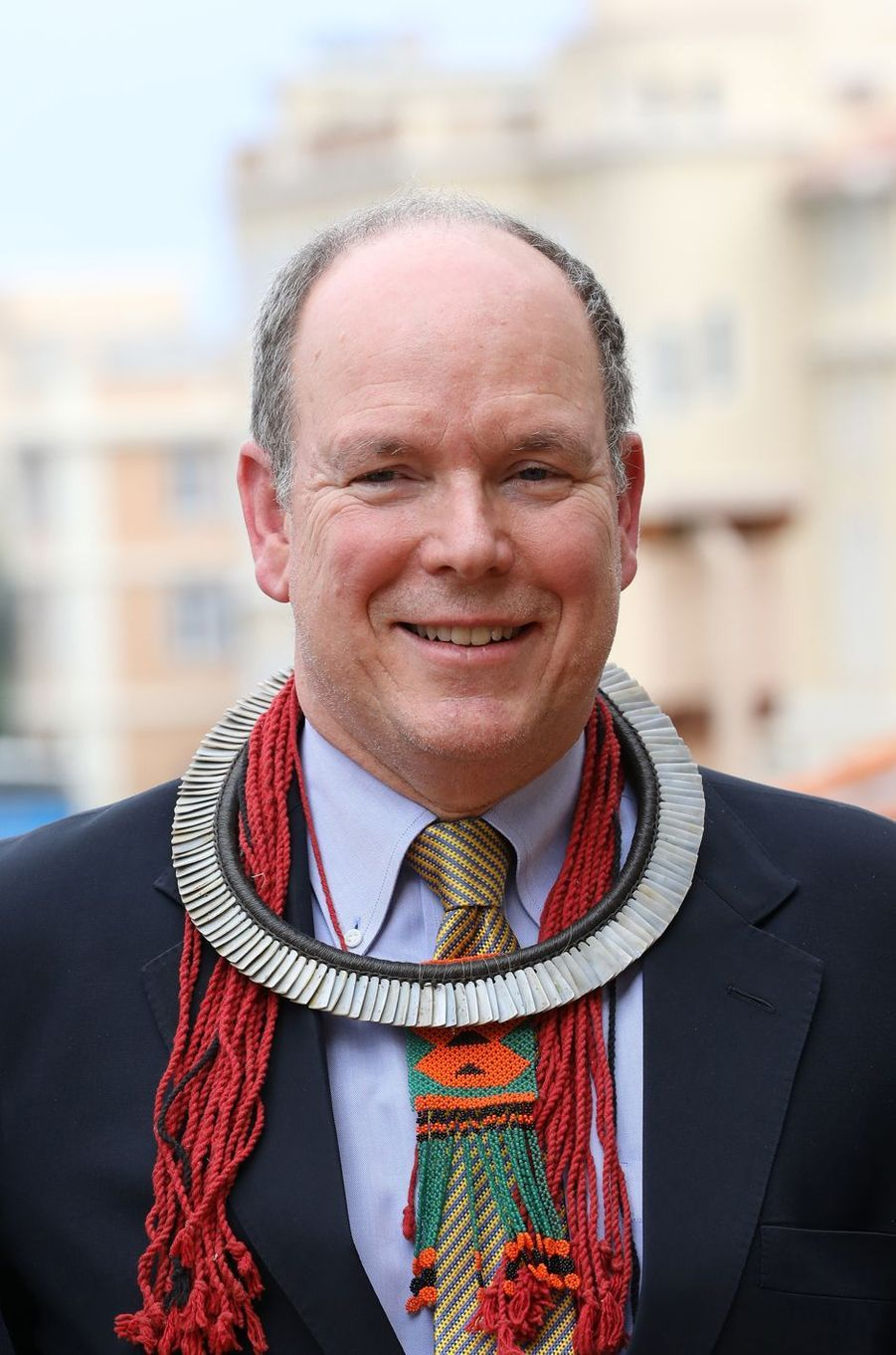 Le prince Albert II de Monaco à Monaco, le 23 mai 2019