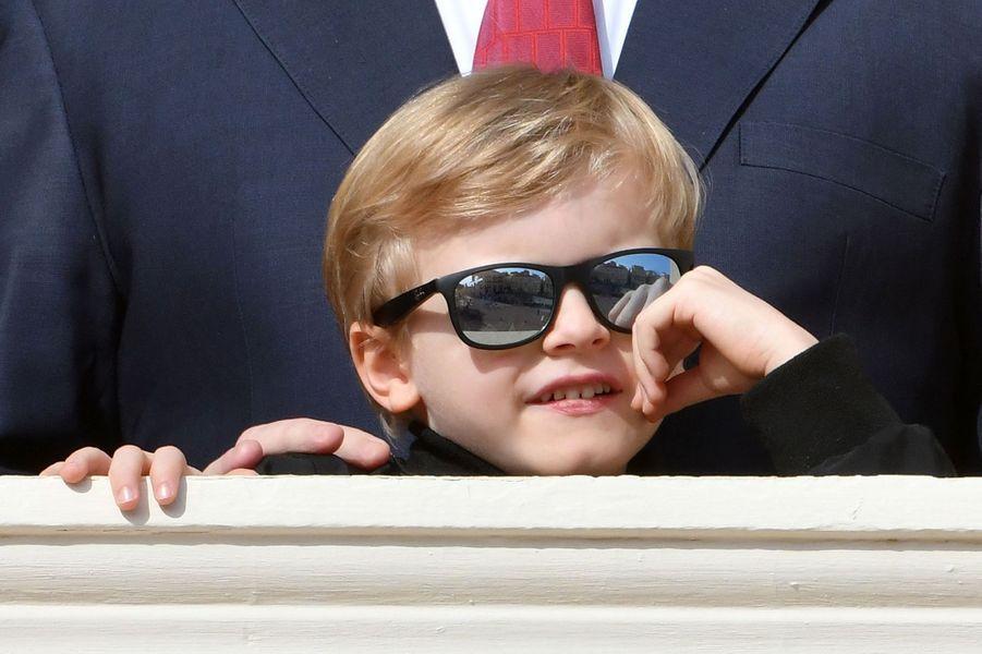 Le prince Jacques de Monaco à Monaco, le 27 janvier 2020