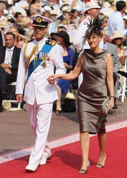 Le prince Edouard et Sophie de Wessex