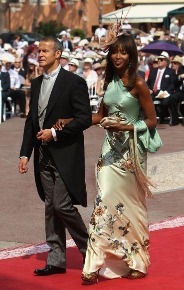 Naomi Campbell et Vladislav Doronin