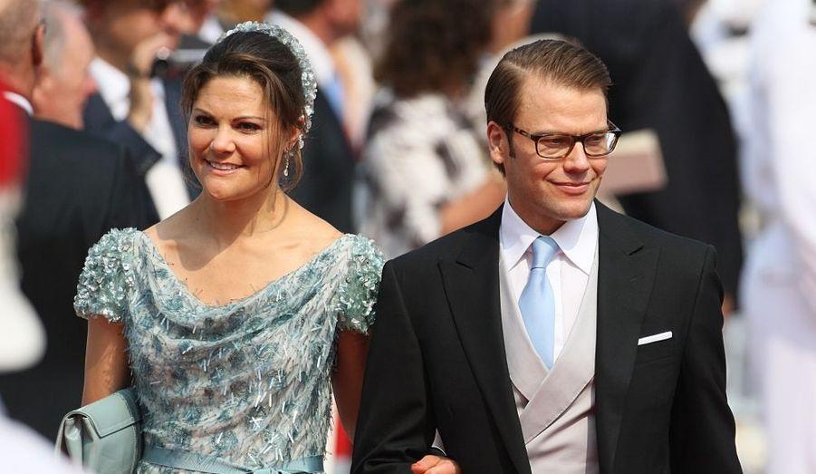 Victoria de Suède et Daniel