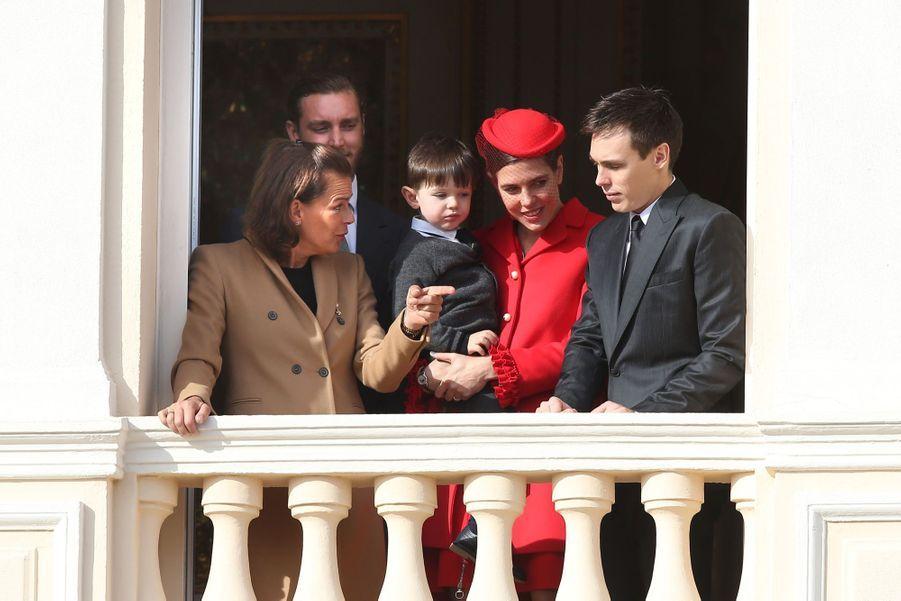 Les Premières Photos De Raphaël, Le Fils De Charlotte Casiraghi Et Gad Elmaleh 4