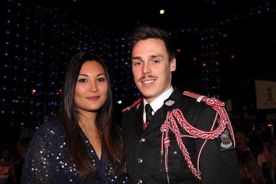 Louis Ducret et Marie Chevallier, le 8 décembre 2017