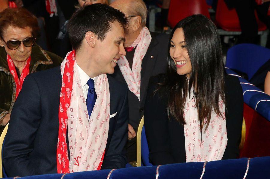 Louis Ducret et Marie Chevallier, le 31 janvier 2016