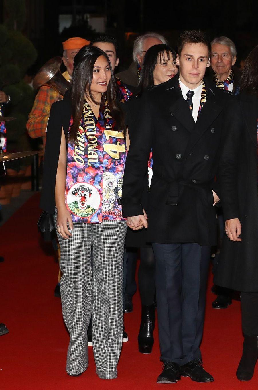Louis Ducret et Marie Chevallier, le 19 janvier 2017