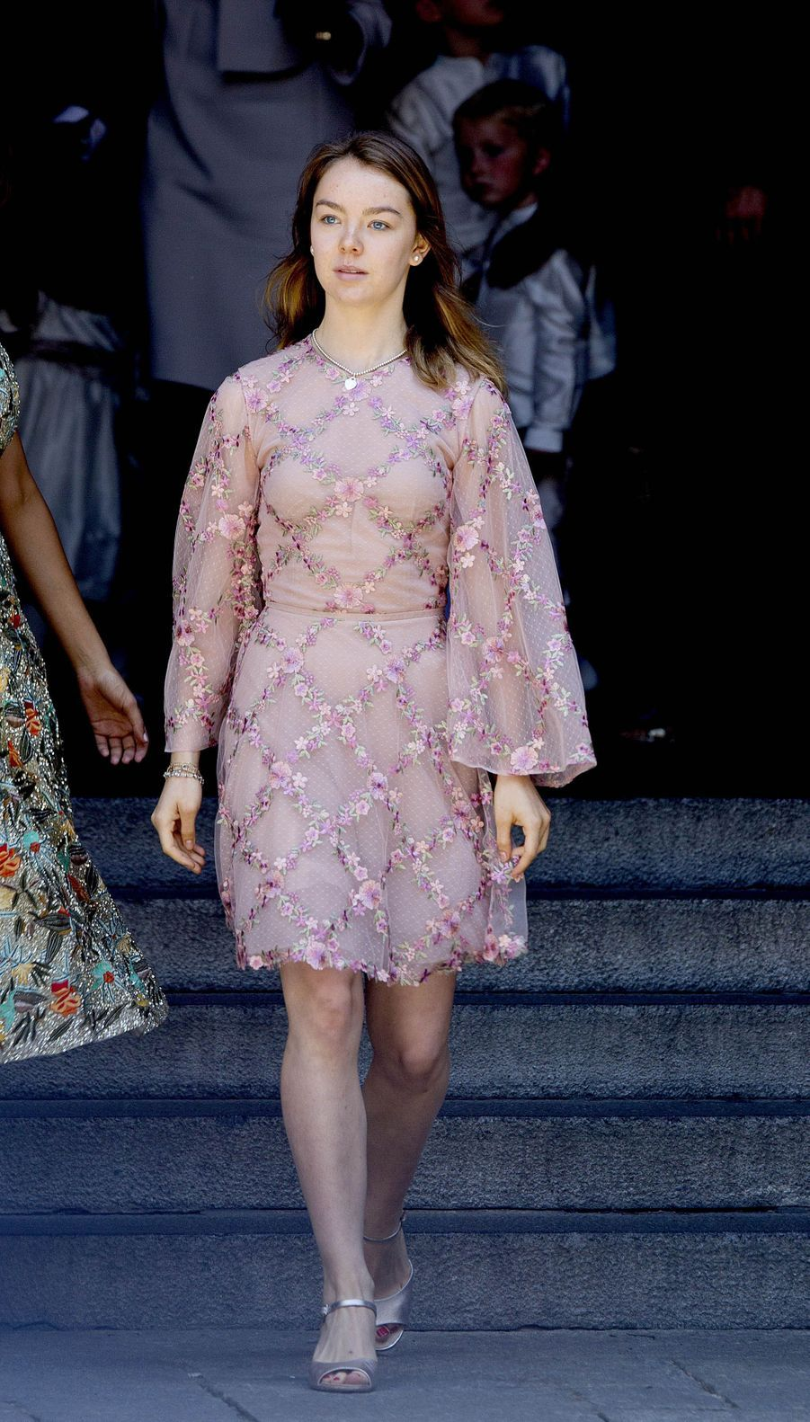 La princesse Alexandra de Hanovre à Hanovre, le 8 juillet 2017