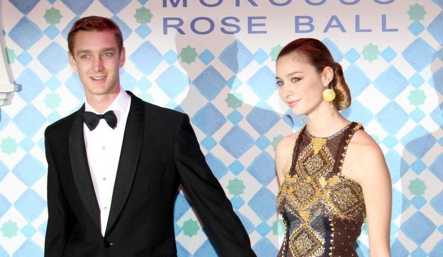 Pierre Casiraghi et sa petite amie, la divine comtesse Beatrice Borromeo