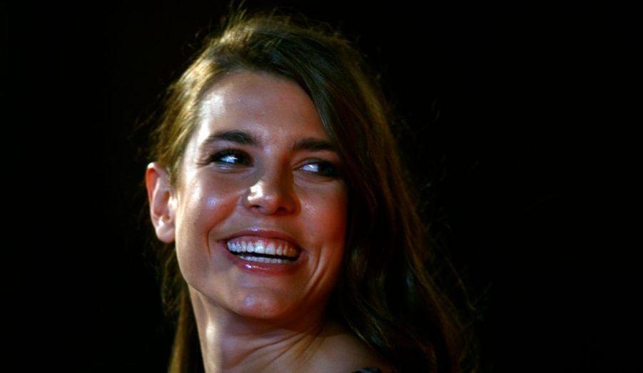 Charlotte est la première fille de Caroline, née en 1986 de son mariage avec Stefano Casiraghi.