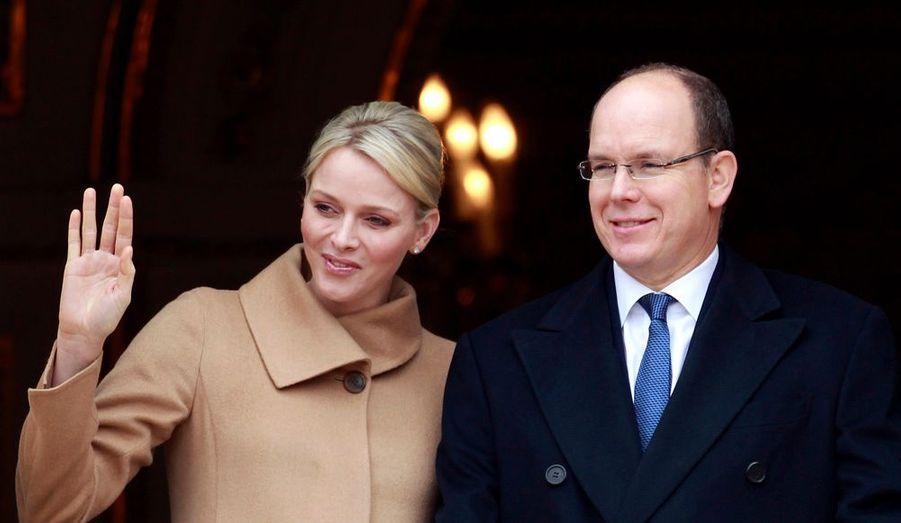 Les traditionnelles cérémonies de la Sainte-Dévote se sont déroulées jeudi et vendredi en la Principauté de Monaco. Albert II de Monaco et la princesse Charlène étaient bien sûr présents à Monaco pour cette tradition.