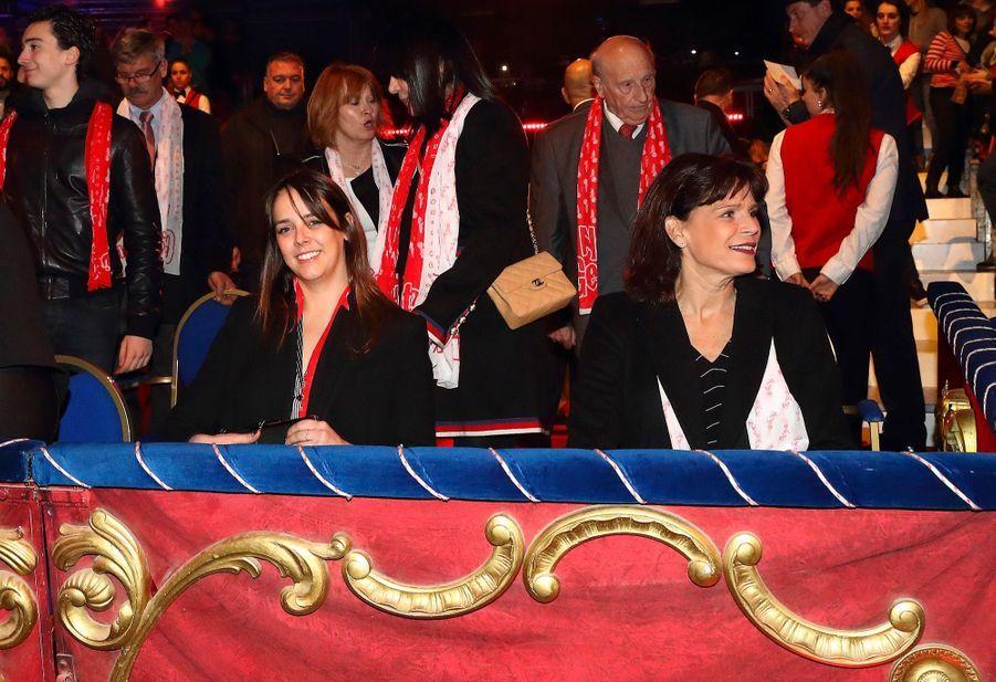 "Pauline Ducruet, Présidente Du Festival Du Cirque ""New Generation"" 11"