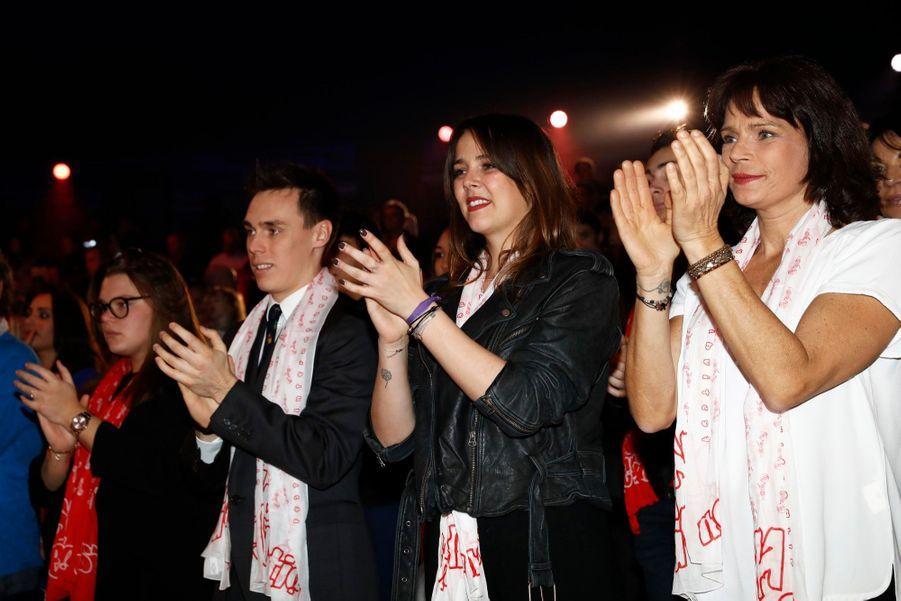 "Pauline Ducruet, Présidente Du Festival Du Cirque ""New Generation"" 20"