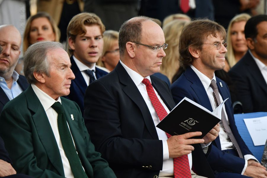 Le prince Albert II à Monaco, le 25 mai 2018
