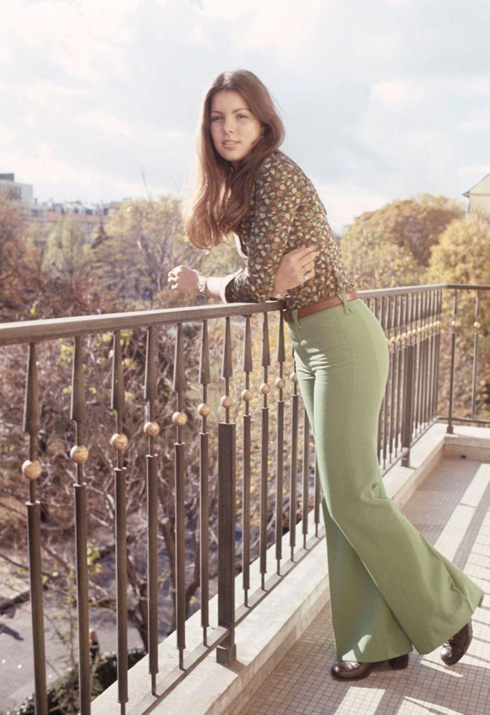 Caroline de Monaco à 16 ans, lors de sa première interview avec Paris Match en décembre 1972.