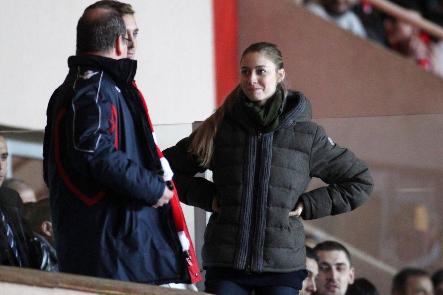 Pierre Casiraghi et Beatrice, fans de l'ASM
