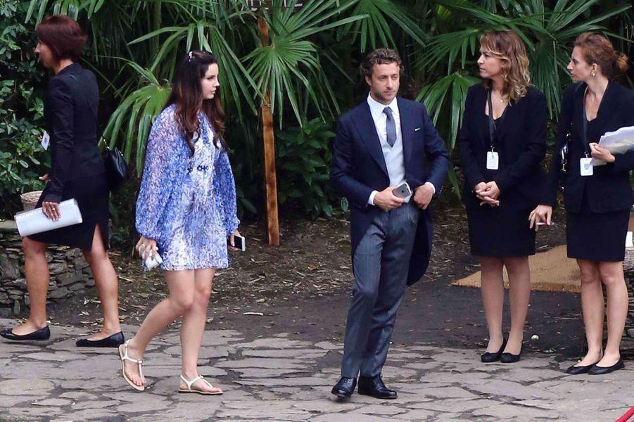 Lana Del Rey après la fin de la cérémonie