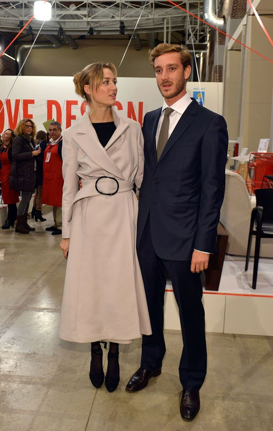 Beatrice et Pierre, les amoureux de Milan