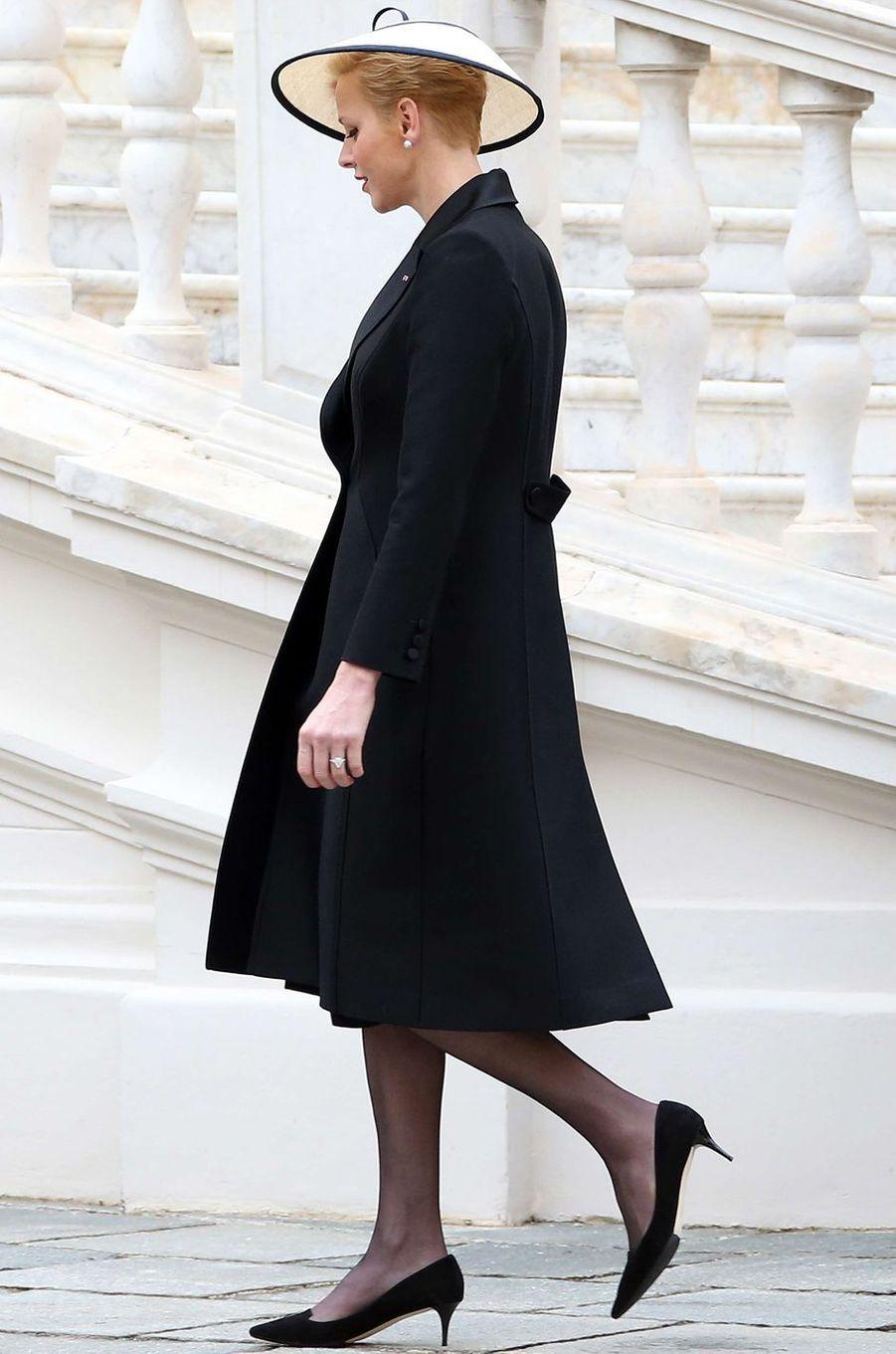 La princesse Charlène de Monaco, le 19 novembre 2016