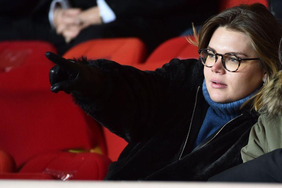 Camille Gottlieb à Monaco, le 20 janvier 2020