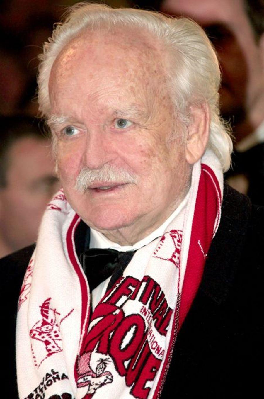 Le prince Rainier III de Monaco, le 25 janvier 2005