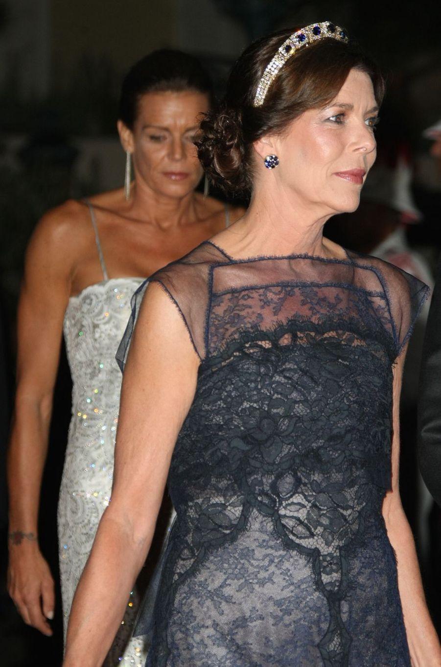 Royal Style – Les superbes diadèmes de Caroline de Monaco