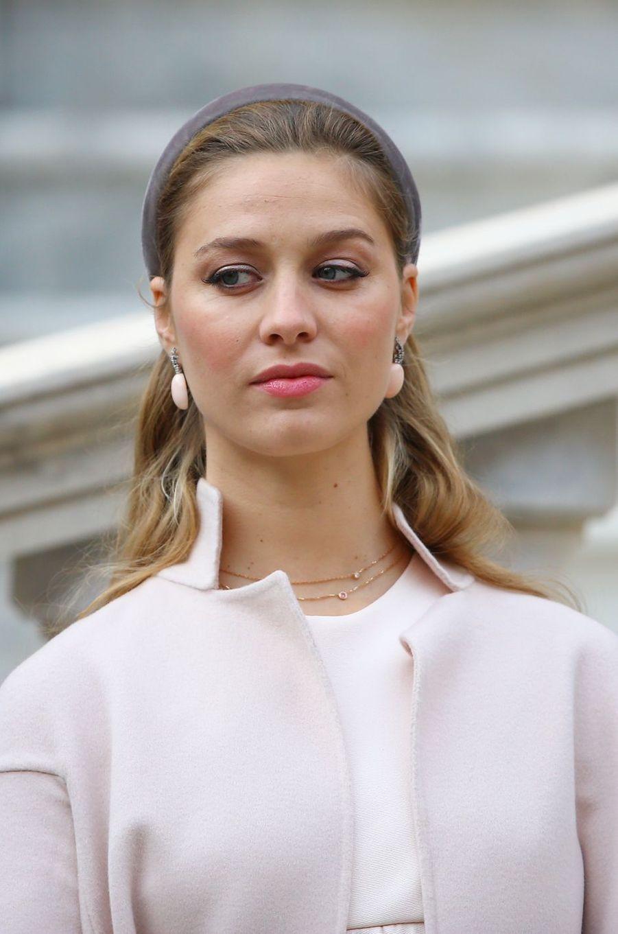Beatrice Borromeo-Casiraghi à Monaco le 19 novembre 2016