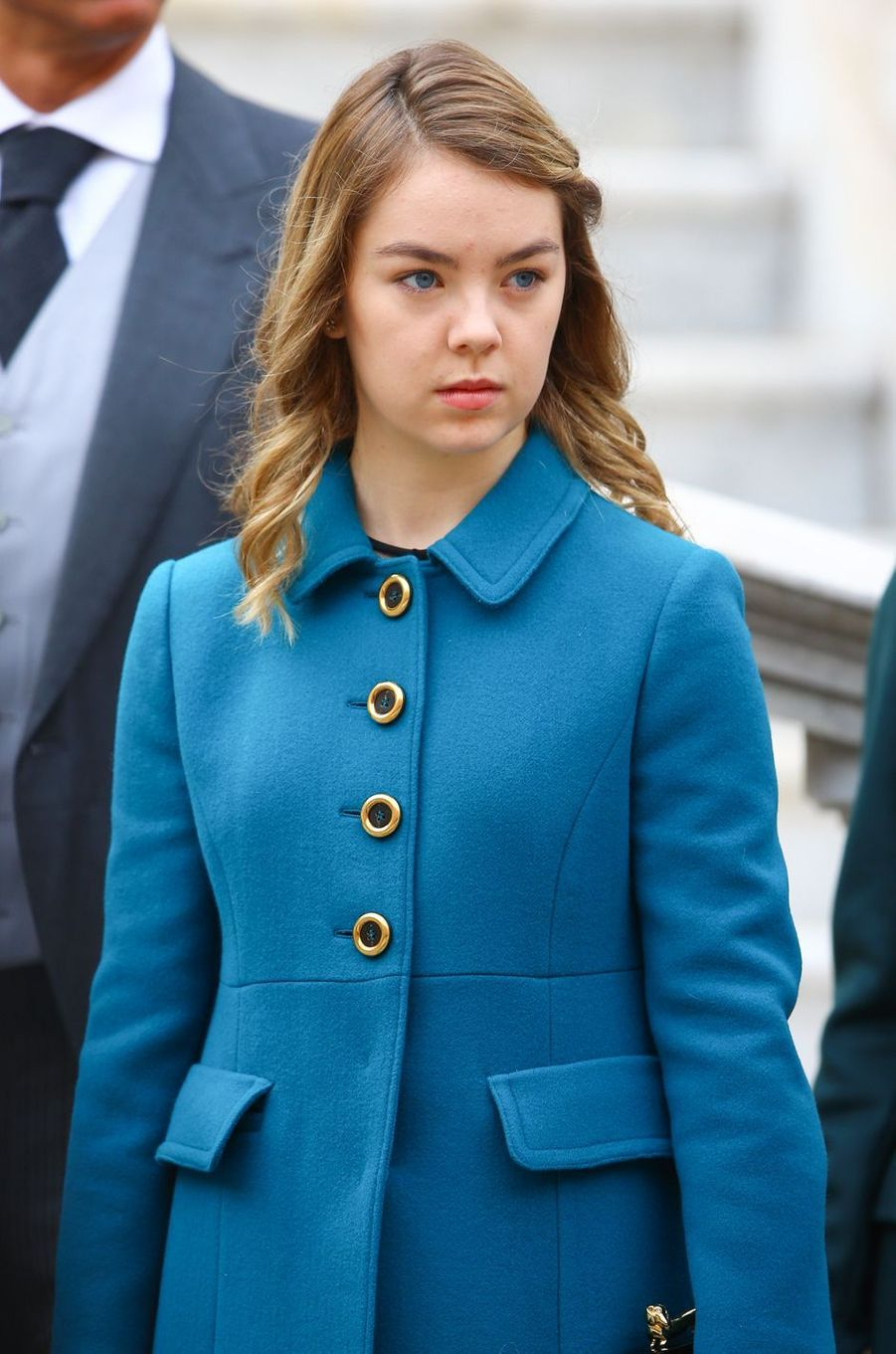 La princesse Alexandra de Hanovre à Monaco le 19 novembre 2016