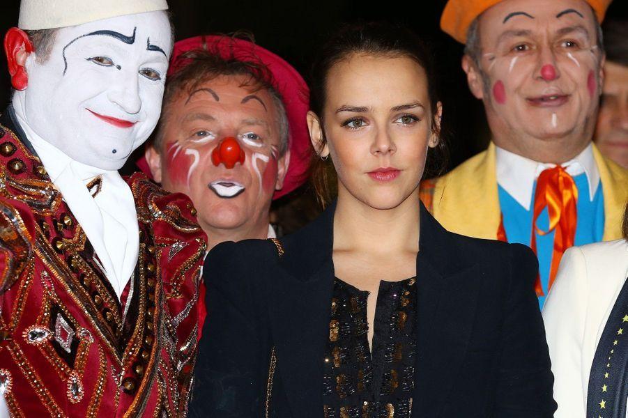 A Monaco, soirée en famille au cirque