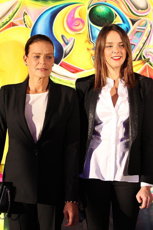 Pauline et Stéphanie font monter les enchères contre le Sida